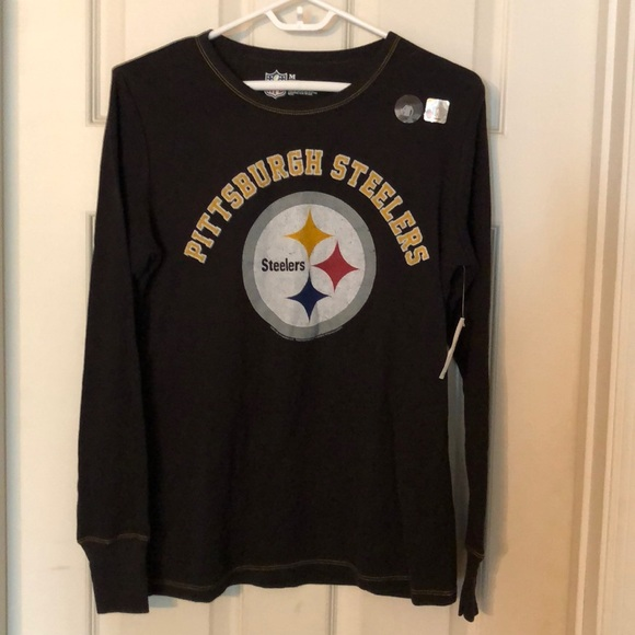 4d2c70ff4 NEW Pittsburgh Steelers women s long sleeve